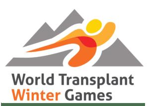 2022 Games Bormio, Italy - World Transplant Games Federation